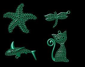 3D print model ANIMAL WORLD
