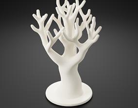 Jewelry holder - a tree 3D print model