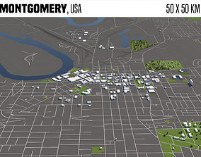 Montgomery 3D model