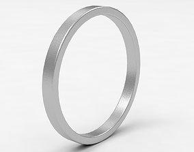 Basic ring all size 3D printable model