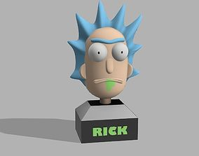 Rick Trophy from Rick and 3D printable model
