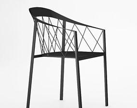 Friends and founders Mychair armchair 3D