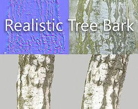 Tree Bark 7 3D model