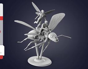 Antman 3D print model