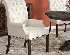 3D Bumgardner Upholstered Dining Chair