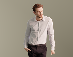 3D model Kenneth 10164 - Standing Business Man