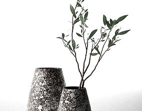 Icing Vases 3D