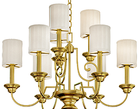 Fifth Avenue Collection 9 Light 32 Wide 3D model