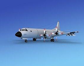 3D model Lockheed P-3 Orion RAN 2 Hp