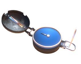 3D asset Directional Compass