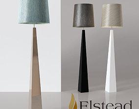 ASCEND FLOOR Elstead Lighting 3D asset