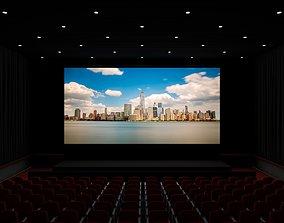 Movie Theater 1 3D