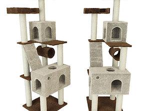 Trixie Cat Tree Mariela 3D