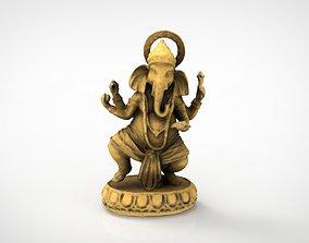 buddha-statue GANESHA 3D model