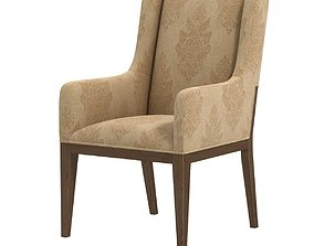 3D model Century furniture Tempe Arm Chair