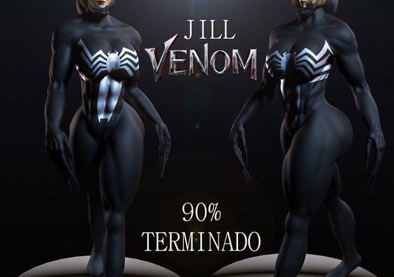 She venom versión (jill)