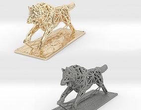 3D printable model White Wolf