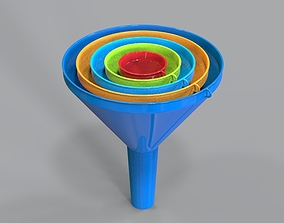 Funnel funnel 3D printable model