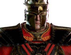 Gladiator Prime 3D asset