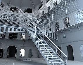 Prison Scene 3D