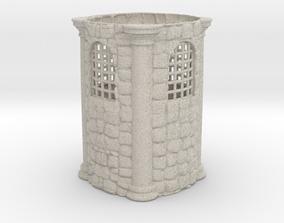 3D printable model Medieval Penholder