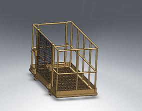 Working At Height Platform 3D