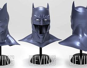 3D print model BATMAN REBIRTH COWL