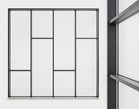 3D asset Panoramic glazing Stained glass 34