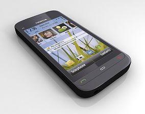 Nokia C5-03 3D model