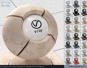 Architectural Vray materials for 3ds Max 1