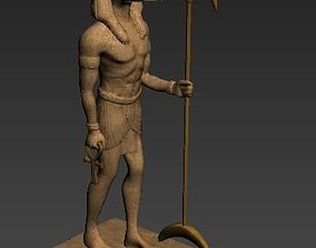 3D printable model anubis