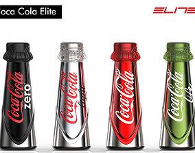 3D other Coca Cola Elite - 55cl Bottle