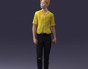 singer 1123 figurine 3d print ready