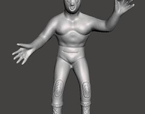 3D printable model LUCHADOR DE JUGUETE