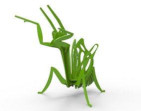 Pray Mantis 3D printable model
