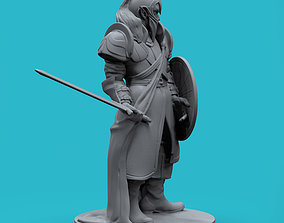 3D printable model ELF WARRIOR