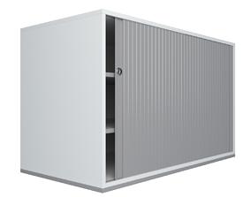 3D Techo Vault Tambour Office Cabinet Storage