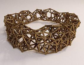 Ring Molecula 3D print model