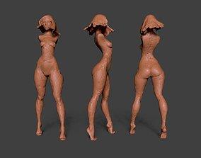 Clay Girl 2 3D printable model
