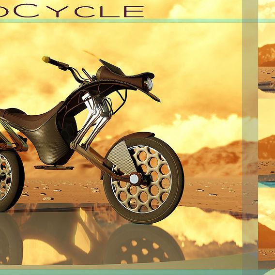 Motocycle V23