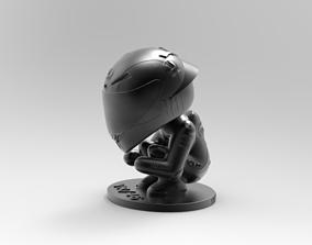 3D printable model figura de Valentino Rossi