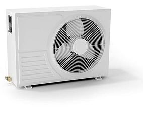 3D Fan Air Conditioner Cooler