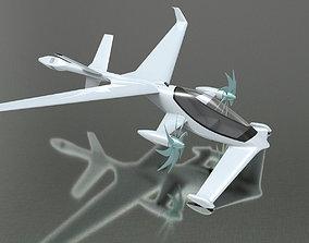 vtol concept 3D model