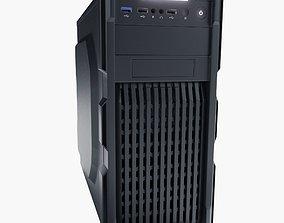 PC Computer Case 3D
