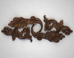 3D print model ornament
