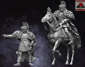 28mm EI Roman Commander 3D print model