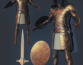 combat 3D Knight Man