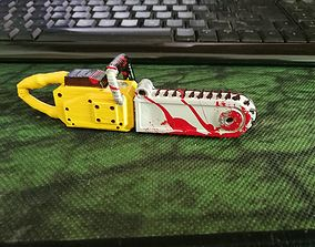 3D print model USB Chainsaw