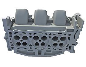 3D model Engine Head