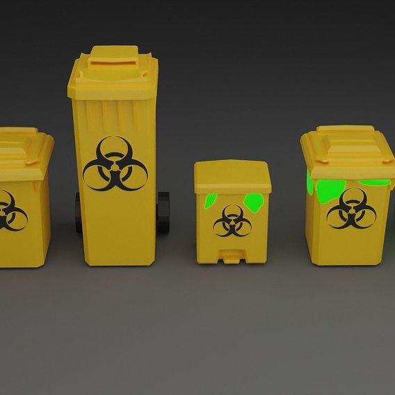 Biohazard Trash